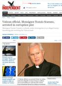 Vatican issues warrant for cooperation w/Italy in probe