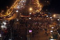 Egitto, oggi l'opposizione in piazza