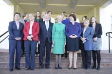 Australia: giura governo,e' record donne