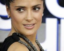 Fascinosa Salma Hayek a New York