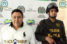 Catturato in Colombia il boss della 'ndrangheta Roberto Pannunzi