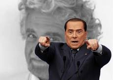 Grillo, Berlusconi gear up for assault on Renzi