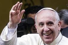 Papa:potere Stato ha limite in legge Dio