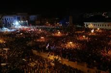 Tunisia, mega manifestazione pro governo