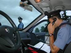Pesta automobilista, arrestato 17enne