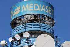 Mediaset SpA returned to profit in 2013