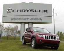 Fiat Chrysler US sales up 6%, best Dec since 2007