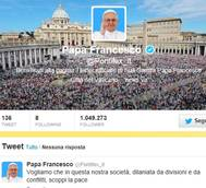 'I firmly condemn use of chemical weapons' tweets pope