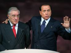 Mobster informant points to Berlusconi, Dell'Utri