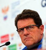 Soccer: Capello to stay on as Russia coach till 2018
