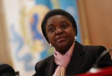 Racism kills democracy, says Integration Minister Kyenge