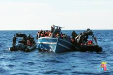 Migrant landings on the rise in 2013