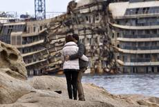 Costa Concordia captain feels 'indelible pain' two years on
