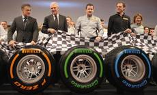 Pirelli's F1 tyre-supplier contract extended to 2016
