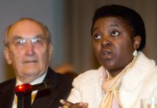 Kyenge 'working against Italians', Northern League says