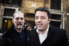 Renzi risks revolt over Berlusconi talks
