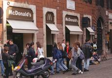 Central Rome McDonald's evacuated in fake bomb scare