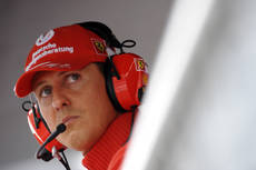 Schumacher 'strayed into rock zone to help little girl'