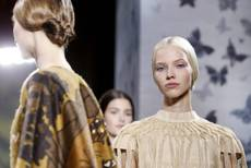 Valentino's enchanted universe sings opera in Paris