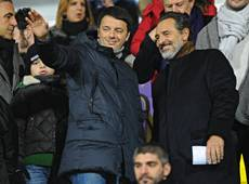 Renzi 'world class' says Prandelli