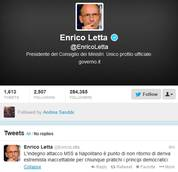 Letta lashes out at M5S for extreme insult to president