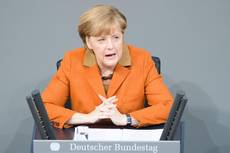 Germany's Merkel watching Letta,Renzi with 'great attention'