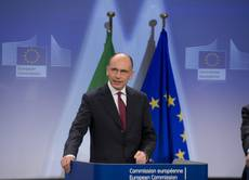 Letta says his cabinet ministers stand behind Napolitano