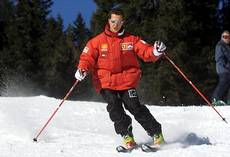 Schumacher condition unchanged