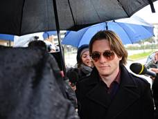 Sollecito stopped after 'ride in Austria'