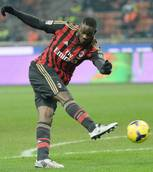Soccer: Balotelli says he will stay with Milan