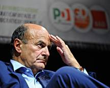 Bersani remains stable condition, no brain damage suffered