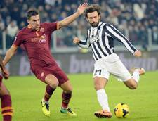 Soccer: Juve's Pirlo named player of 2012-13 season