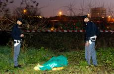 Body found in Rome's Tiber River