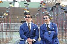 Florence brands celebrate Pitti fashion fair
