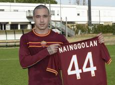 Soccer: New arrival Nainggolan says Roma can still win title