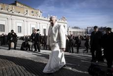 Pope keeps close watch on Legionaries' reform drive