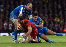 Rugby: Italy make five changes for France clash