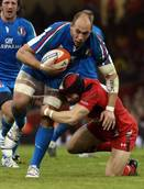Rugby: Italy make three changes for Scotland match