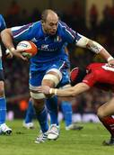 Rugby: Italy to face Ireland without Parisse