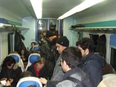 Treni: pendolari, un incubo tratta Pescara-Roma
