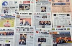 Italy improves 'freedom of press' ranking by nine slots