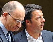 Letta, Renzi differences remain after crunch talks