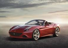 Ferrari's California T to star at Geneva Motor Show