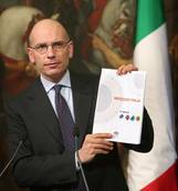 No end date for govt reform pact says Letta