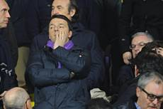 Renzi to attend Fiorentina-Inter Saturday night
