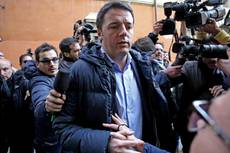 Renzi wants to see if possible to open 'new page'