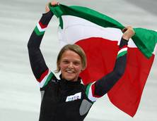 Arianna Fontana gets bronze in Sochi 1500m short track
