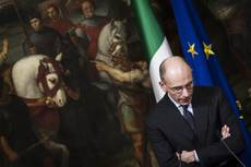 Letta's resignation makes international headlines