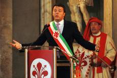 Renzi tells Florentines to support his successor
