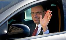 Barroso salutes Letta, 'great European'